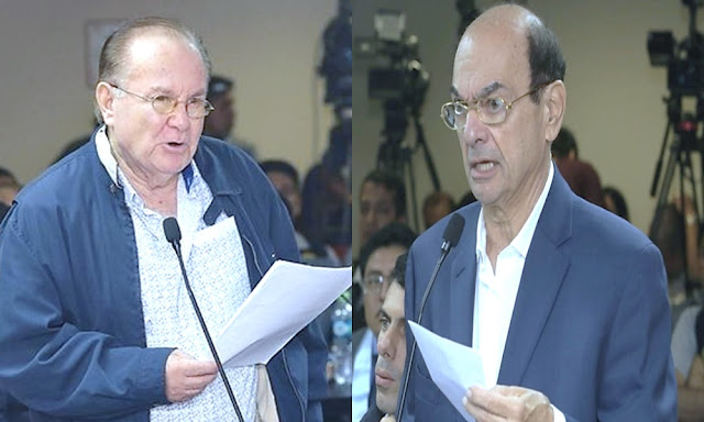 Luis Nava y Miguel Atala