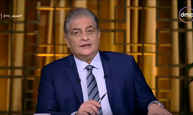 برنامج مساء dmc حلقة 7/2/2018 أسامه كمال حلقة الاربعاء 7/2