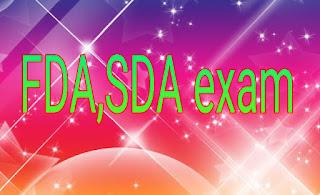 FDA, SDA geography audio notes - Onlineshikshana