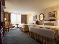 The Paris Hotel Rooms