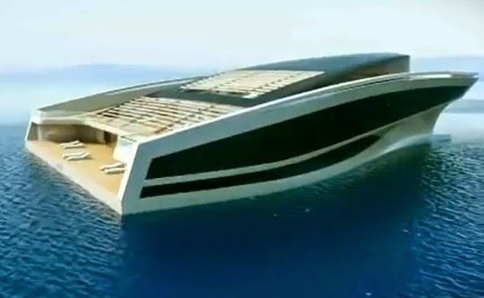 bookmarks 100 yacht house for bill gates s 1 4 billion