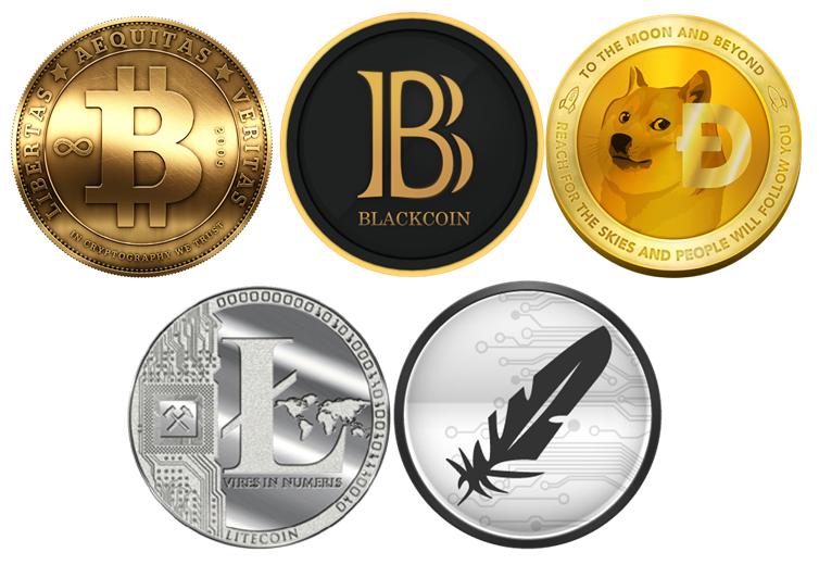 todas as moedas virtuais que existem plataforma para criptomoedas