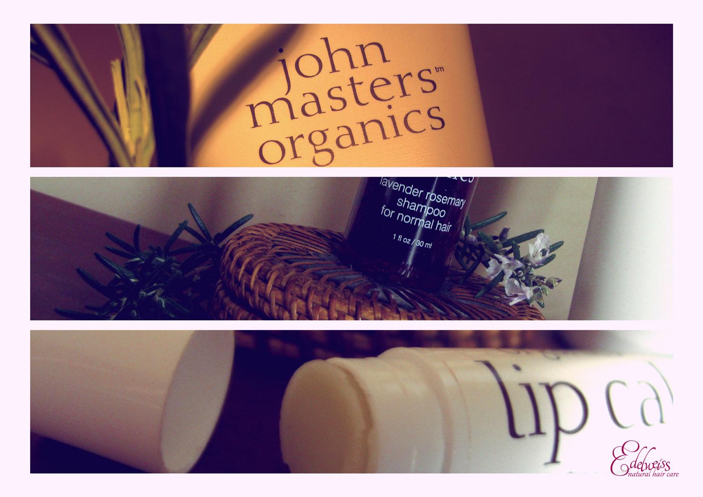 produit john masters organics