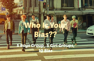 Who Is Your Bias ? by Sarah