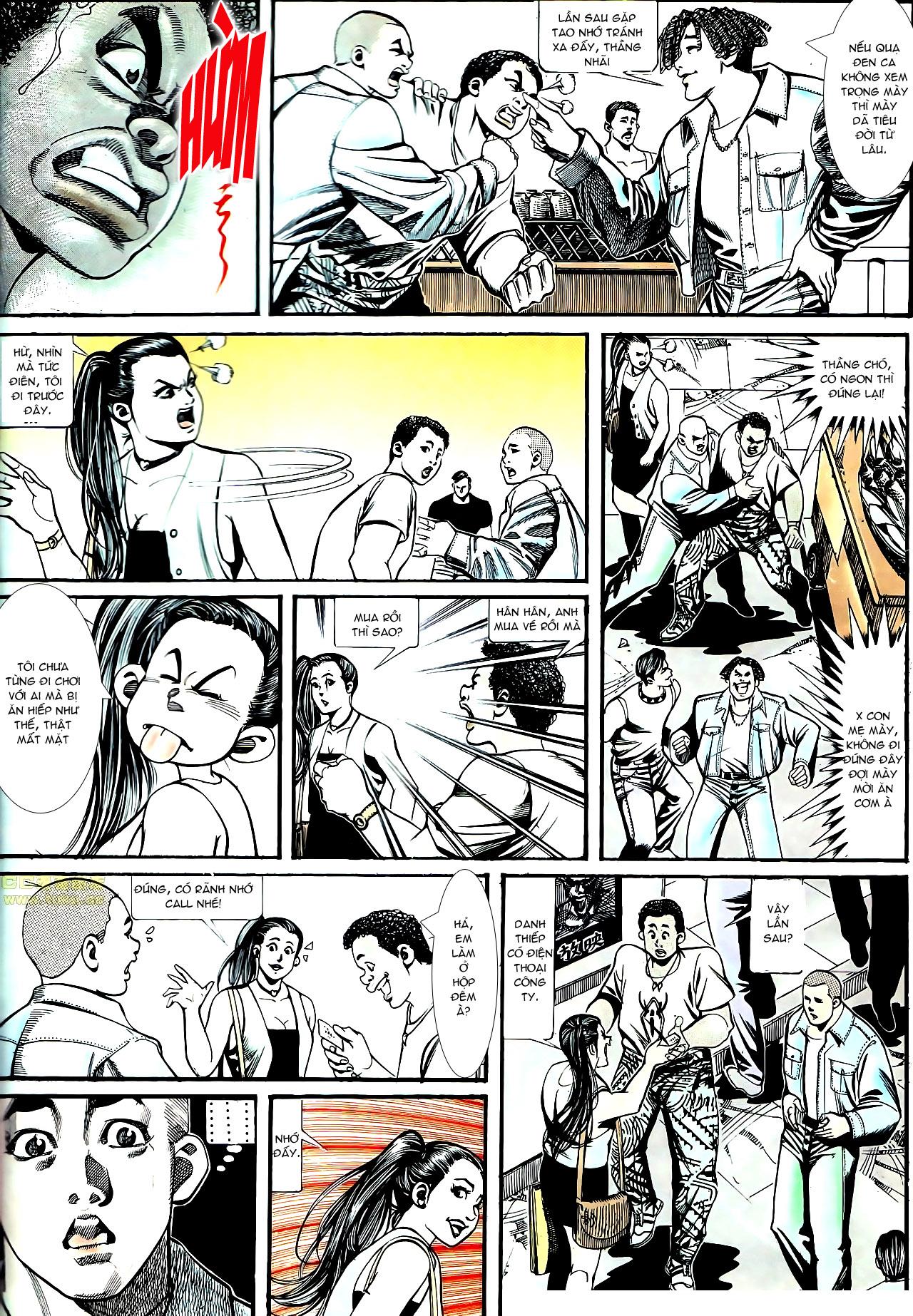 Người Trong Giang Hồ chapter 152: trăng sáng chiêm đông trang 10