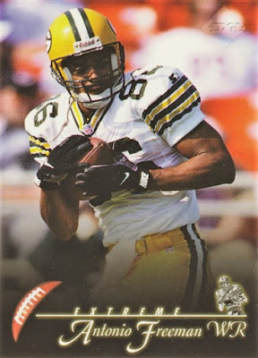 1997 Collector's Edge Extreme #61 Antonio Freeman
