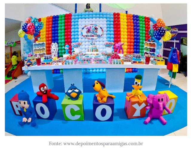60 dicas de temas para festa infantil
