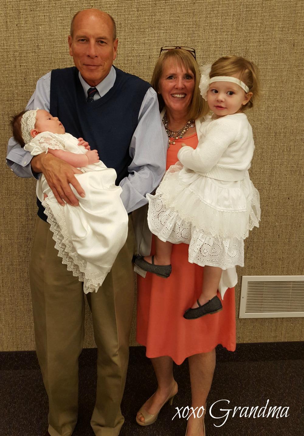 Xoxo Grandma Baby Blessing Dress Using Mommy S Wedding Dress