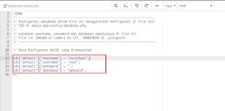 Cara Membuat Web Desa Menggunakan OpenSID di Hosting 22