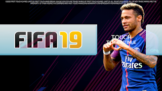FIFA 19 MOD DLS Classic Android Offline 120 MB HD Graphics