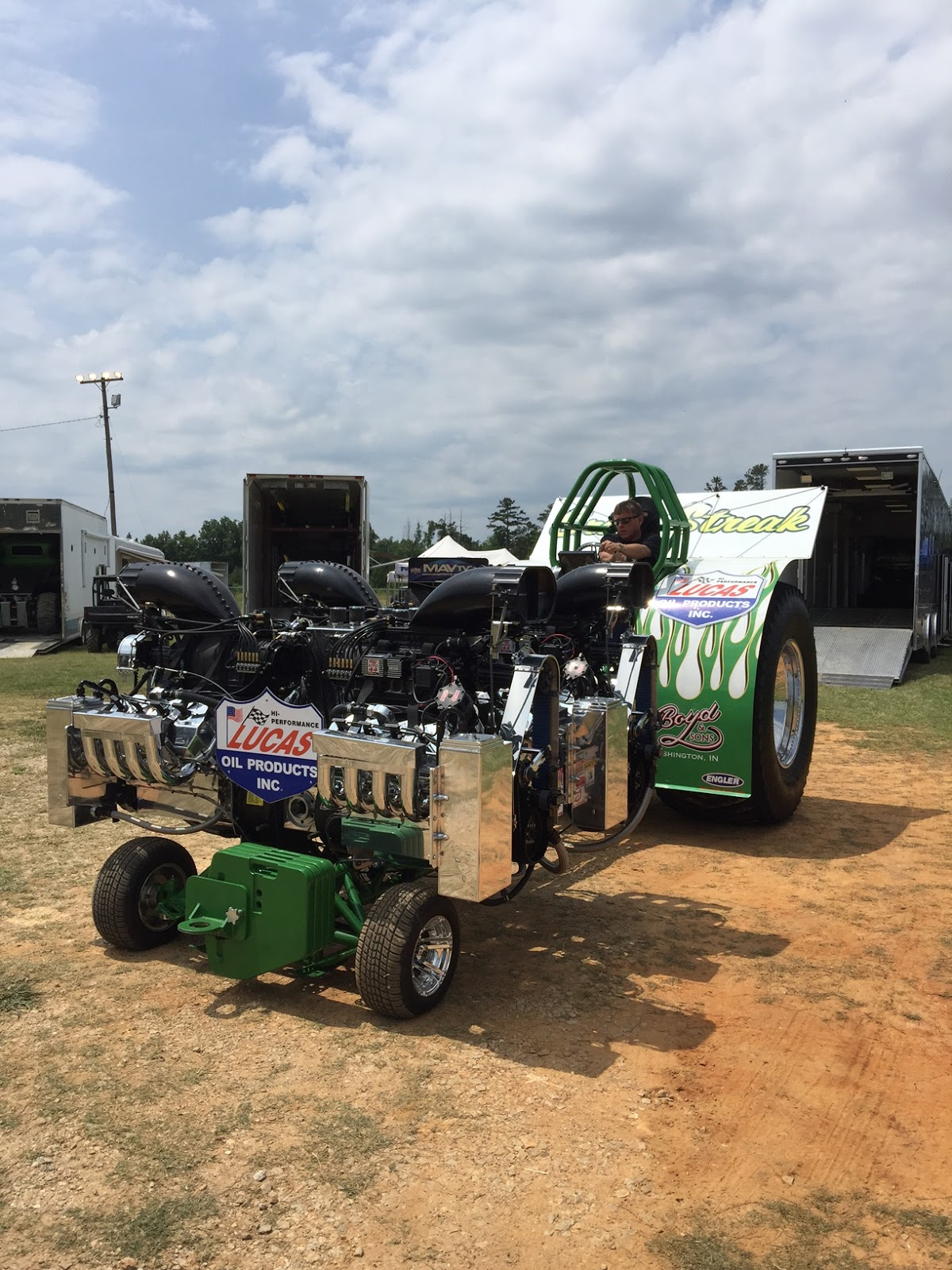 Tractor Pulling News New Engines For