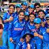 Hard Luck Indian Women's team.
