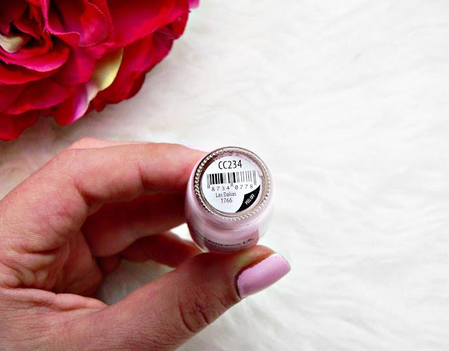 Trind caring color nail lacquer nagellak Las Dalias