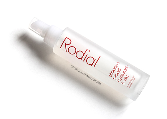 Rodial Dragon's Blood Hyaluronic Tonic Review
