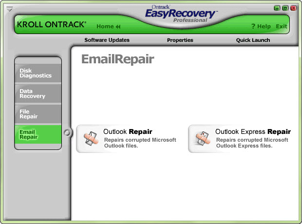 ITU Online: Easy Recovery Pro