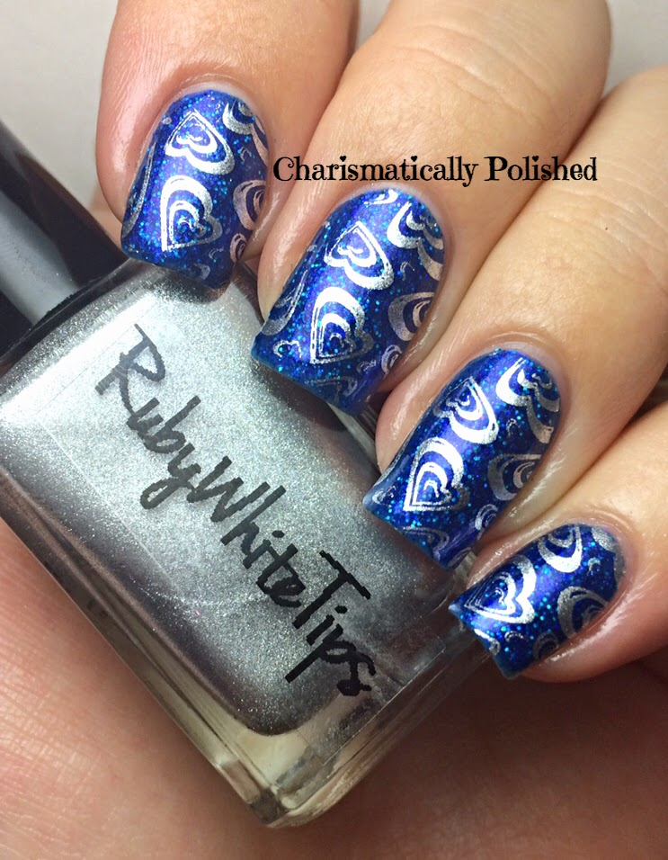 Craftynail: Charismatically Polished: Hearts