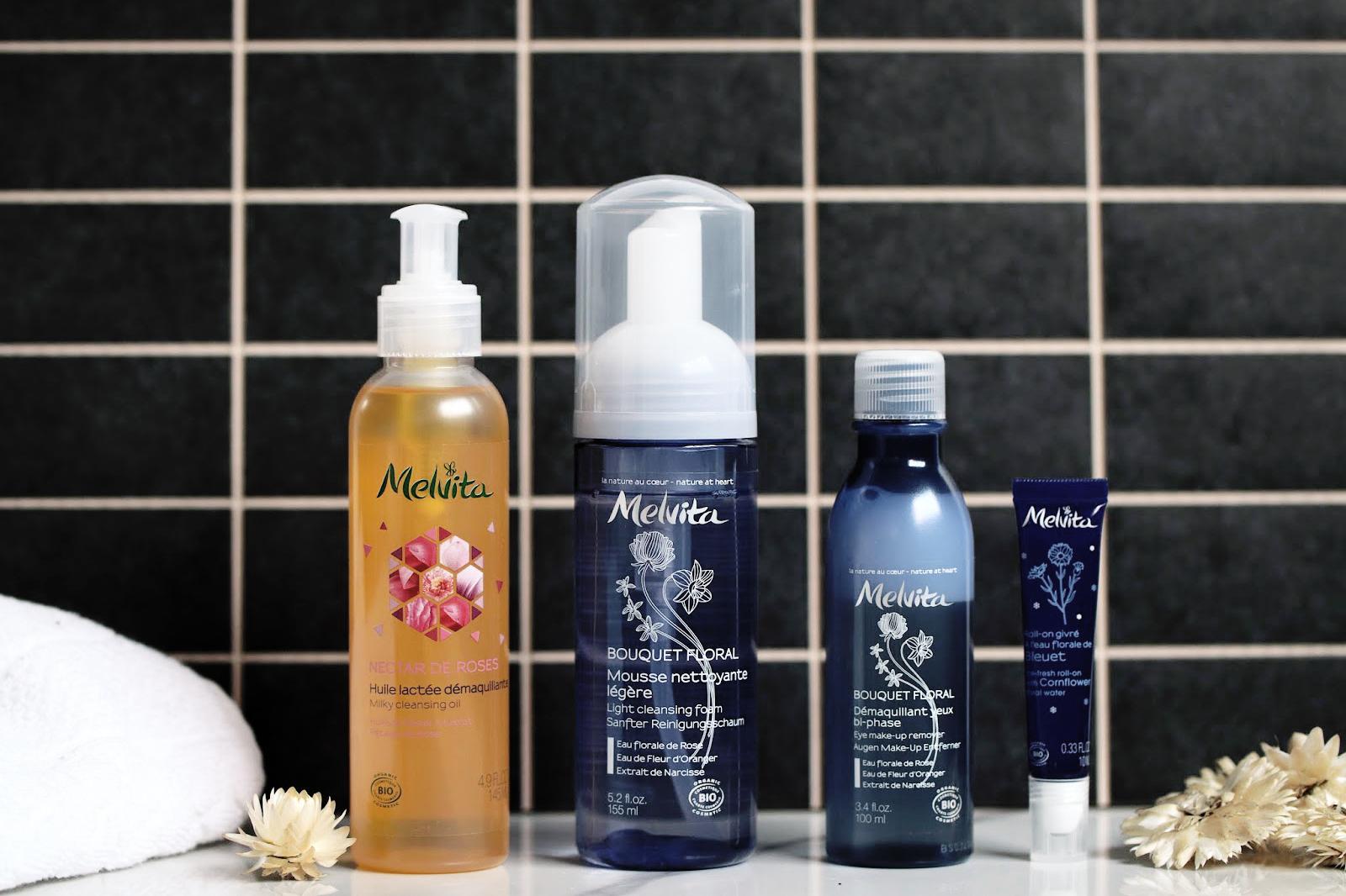 melvita nettoyage de peau demaquillage huile demaquillante mousse avis test