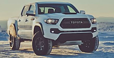 2017 Toyota Tacoma Trd Pro Grill