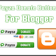 How To Add Payza Donate Button In Blogger?