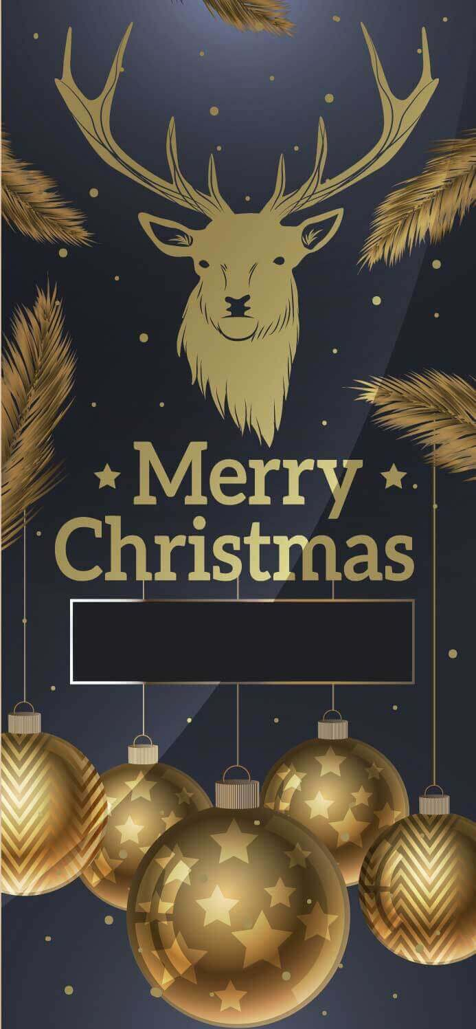 Merry Christmas Card Download Free