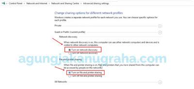 Cara Sharing Printer dengan Wifi   Jaringan Internet Windows 7 dan Windows 10
