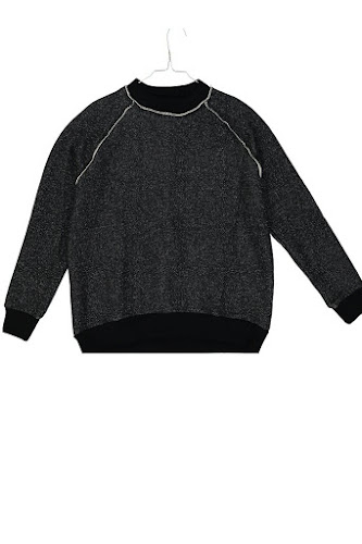 Sweat gris Alexis Coatpeople