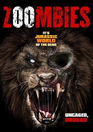 Zoombies: Animales Zombies (2016)  [DVDRip] [Latino] [1 Link] [MEGA]