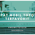 Empat  Mobil Toyota Terfavorit
