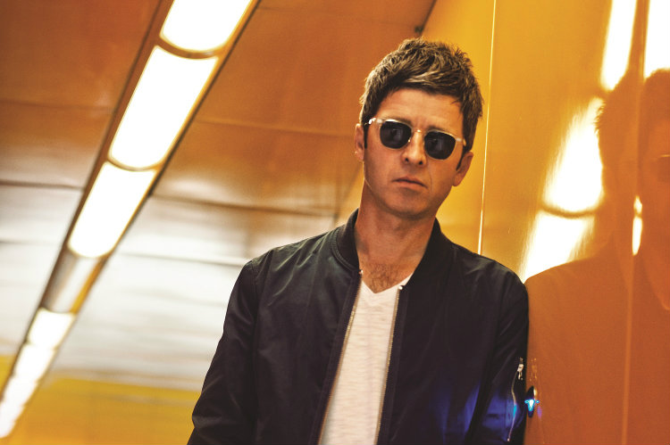 Noel Gallagher's High Flying Birds to Play Scarborough Open Air Theatre