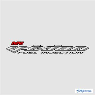 New Vixion Logo Vector cdr