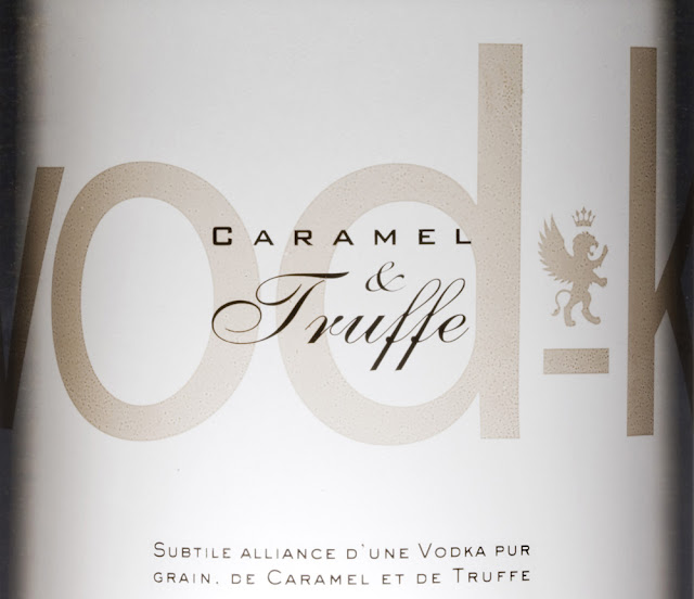 caramel and truffle vodka