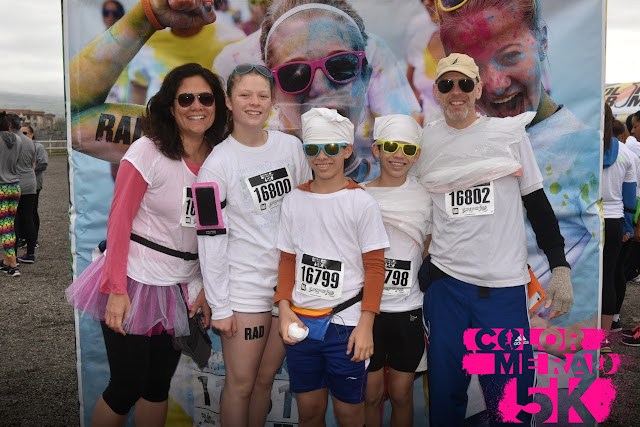 Color Me Rad San Jose 2016