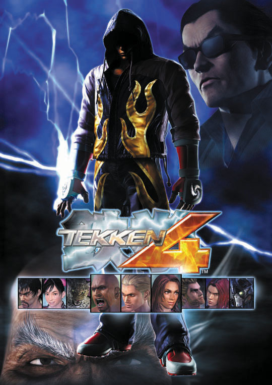 Tekken 4 - Full Version Game Download - PcGameFreeTop