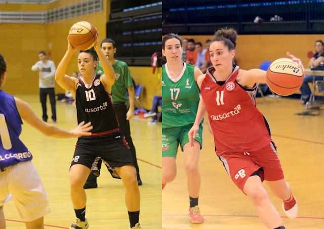 Baloncesto | La capitana Esti Ramos y Ane Larrinaga renuevan con el Ausarta Barakaldo EST