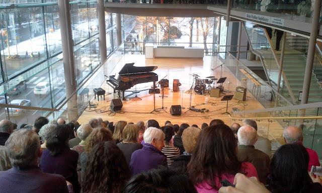 Free Concert Series at The Richard Bradshaw Amphitheatre,Toronto Canadian Opera Company Melanie.Ps The Purple Scarf Culture