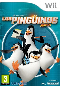 penguins of madagascar multi4usaabstrakt - Download Penguins Of Madagascar [MULTI4][USA] Wii free