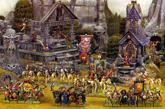 undead games workshop