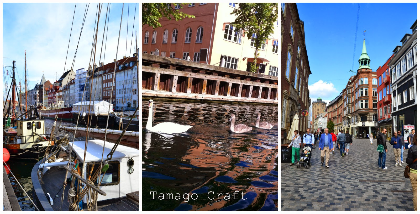Tamago Craft: splendida Copenaghen