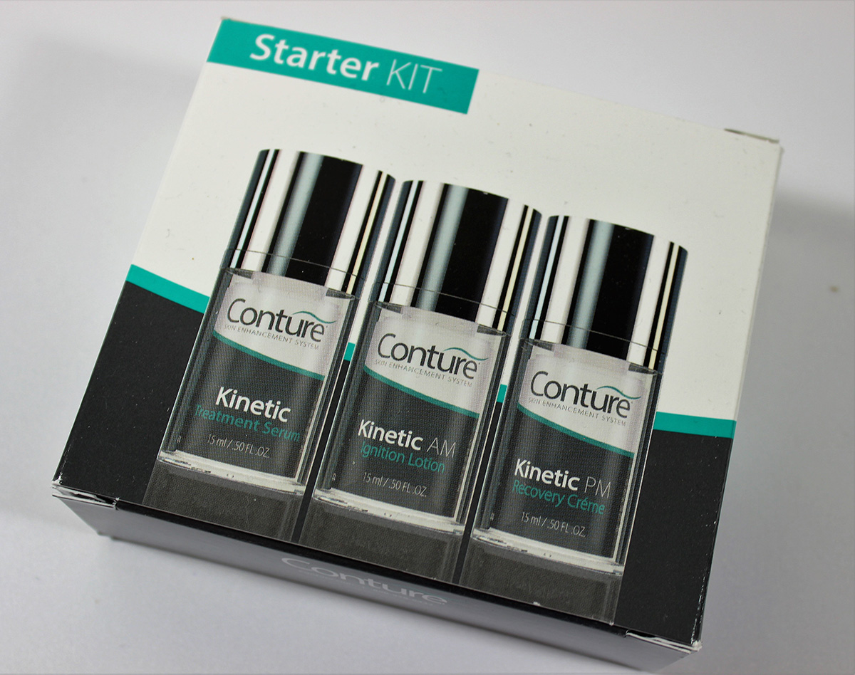Conture Kinetic Skin Toning System