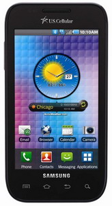 Samsung Mesmerize (SCH-i500) for US Cellular is part of Samsung's line of Galaxy S smartphones