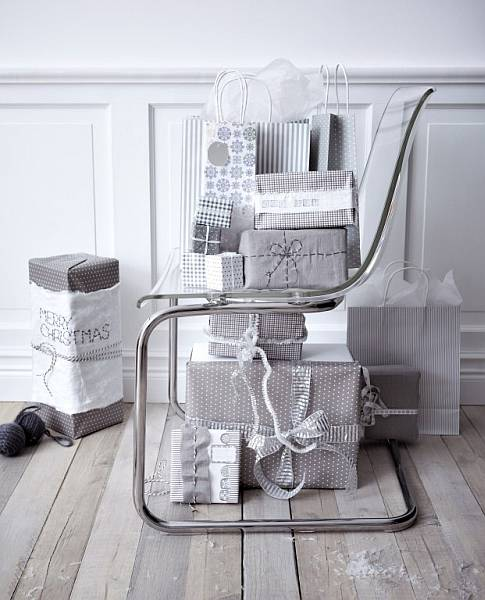 IKEA: gift wrapping ideas