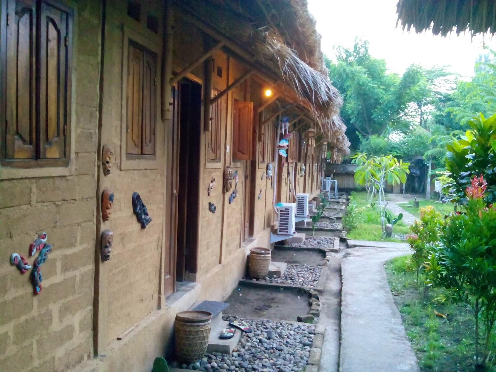 Rekomendasi Penginapan Murah Di Gili Trawangan Lombok