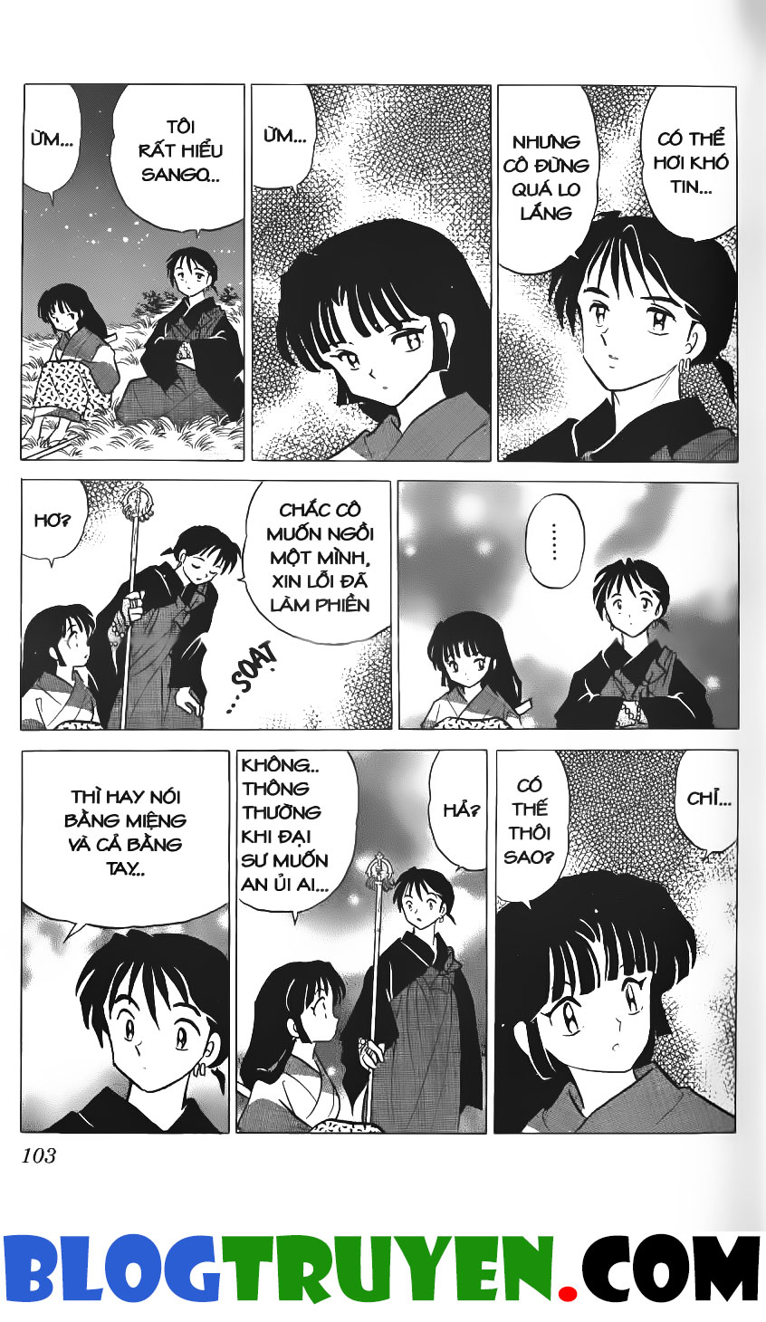 Inuyasha vol 23.6 trang 10