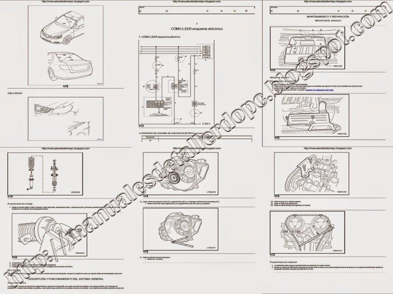 Manuales De Taller DO PC: Manual De Taller Chevrolet Epica