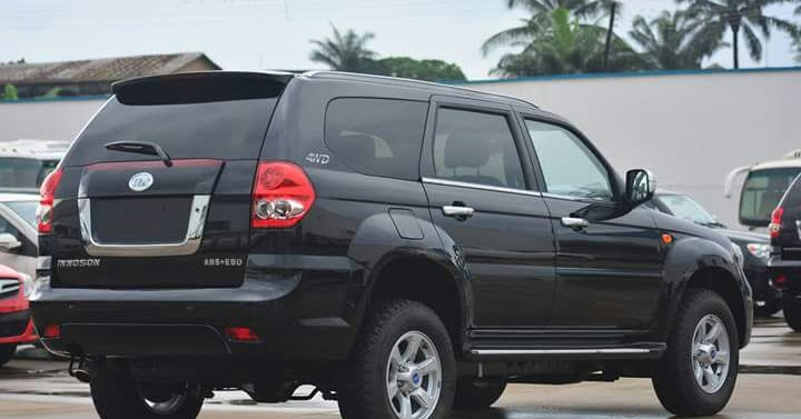 Image result for suv 2016 in nigeria