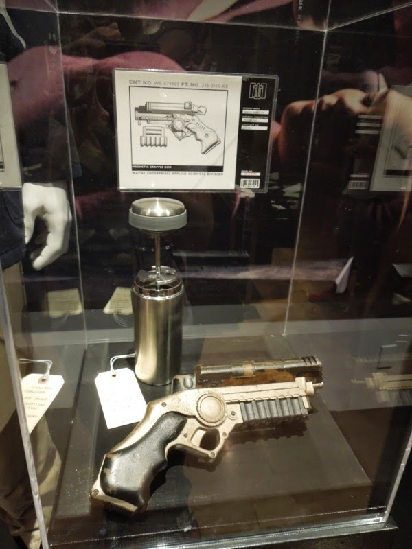 Batman Begins Grapple Gun movie prop