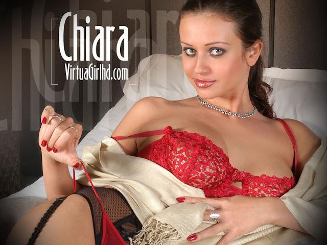 Chiara gorgeous woman wallpaper
