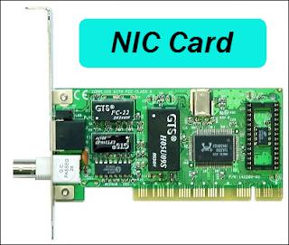 Pengertian NIC (Network Interface Card) dan Kegunaannya