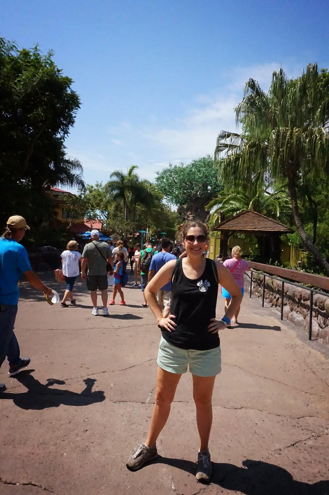 Walt Disney World #4Parks1Day Challenge: Part III (Animal Kingdom)   CosmosMariners.com