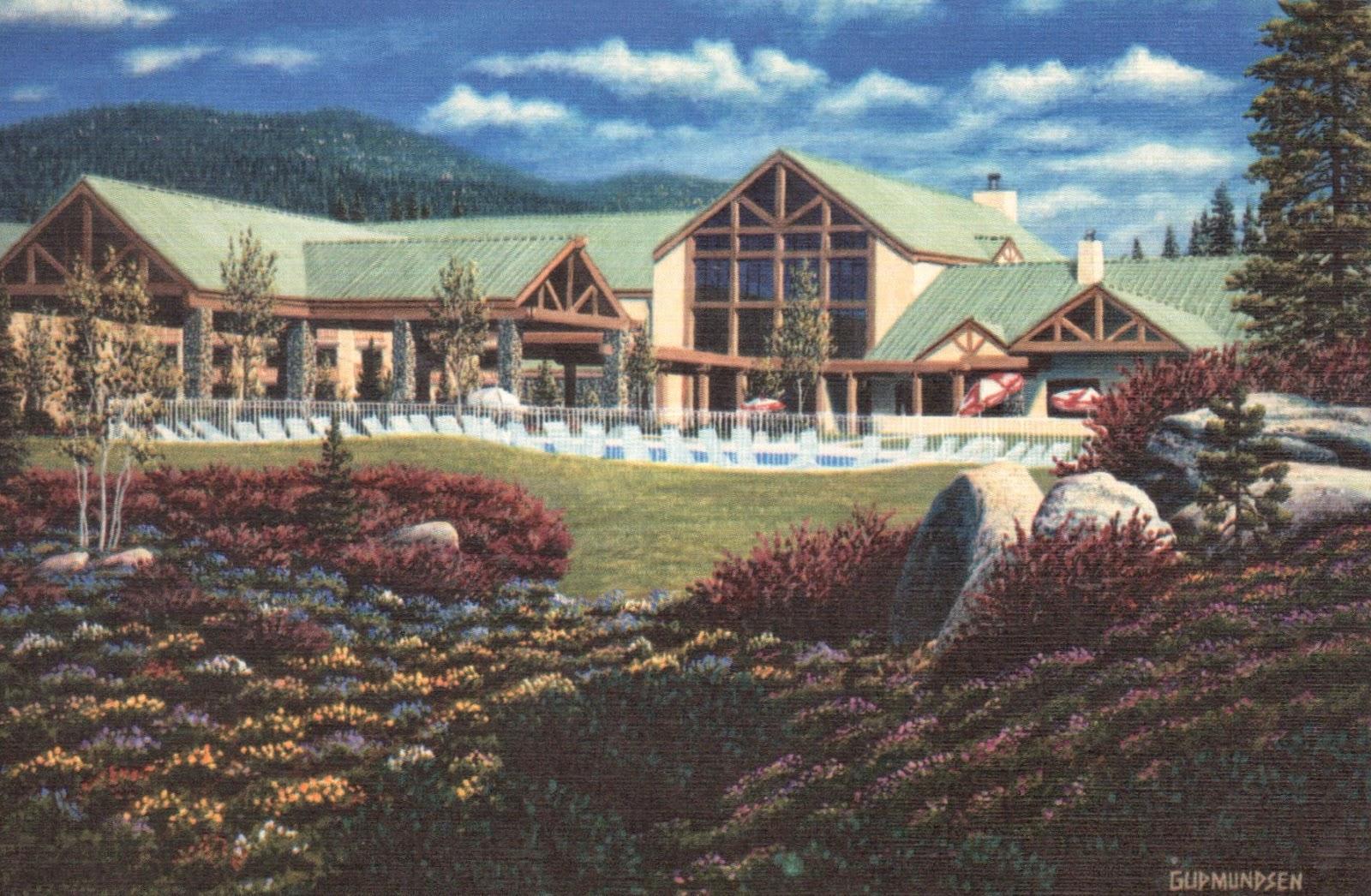 Tenaya Lodge, perto do Yosemite Park